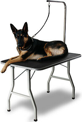 Dog Grooming Table - Portable - Best for Small Medium Large