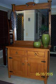 Solid Recycled Timber Hall Table Ballina Ballina Area Preview
