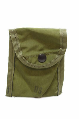 First Green - US Military OD Green First Aid/Compass Pouch, 8465-00-935-6814