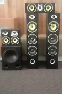 Dream 5.1 speakers Dandenong Greater Dandenong Preview