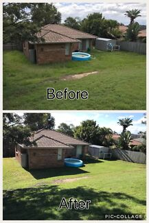 Lawn mowing, gardening, waste removal and landscaping