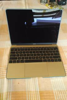 12.0 Macbook Gold 2016