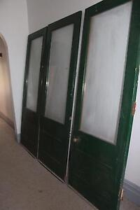 ANTIQUE WOODEN DOORS St Morris Norwood Area Preview