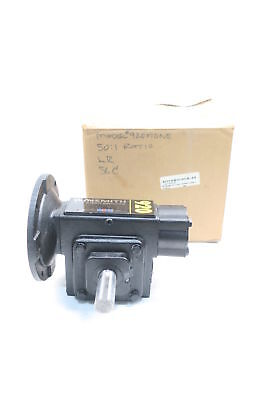 New Winsmith 920mdne Se Worm Gear Reducer 1750rpm 0.43hp 501 58in 1in