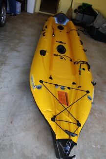 Hobie Mirage i14T inflatable paddle/peddle 2 seater Kayak Skennars Head Ballina Area Preview
