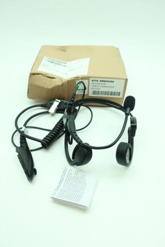 Motorola RMN4048A Temple Transducer Headset