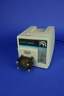 Cole Parmer Masterflex Console Drive Peristaltic Pump