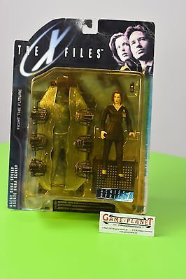 The X-files Series 1 Fox Mulder Action Figure W//corpse Elektra