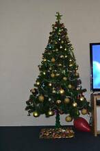 Christmas tree (183 cm) -$32 worth free decors included. Kedron Brisbane North East Preview