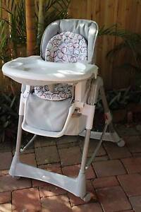 Steelcraft Dolce  Hi -lo Highchair Mona Vale Pittwater Area Preview