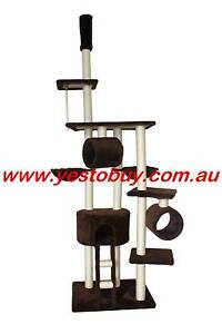 260cm Cat Tree, Scratch Post, Scratching Pole,Scratcher Furniture Oakleigh Monash Area Preview