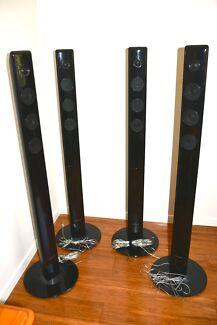 Surround sound Samsung speakers - make an offer!!!