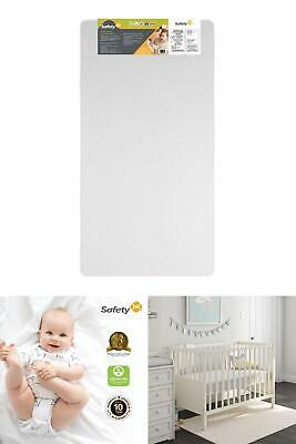 Lightweight Toddlers Crib 5 Inches Memory Foam Mattress 1st Sweet Dreams Baby
