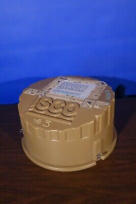 Isco Water Sampler Top Cover