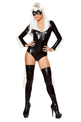 Halloween Kostüm Body Spinnen Fasching Karneval Größenwahl NEU - USA Import