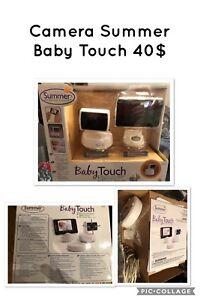 Caméra de bébé Summer Baby Touch