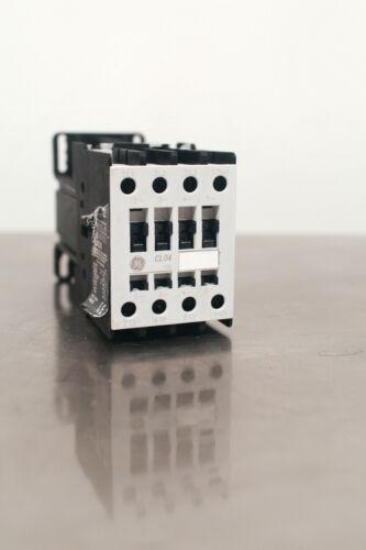 General Electric Contactor CL04 10E 24VDC Coil
