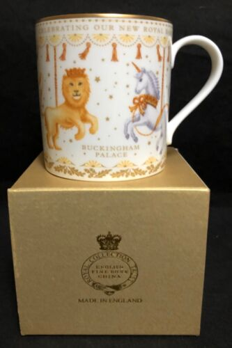 2015 Buckingham Palace Royal Collection Trust Mug, Cup Fine Bone China NEW