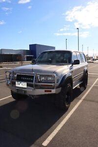 1991 80 series landcruiser factory turbo