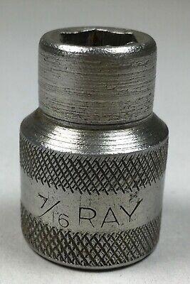 Vintage RAY TOOLS Packer Auto Specialty Company 7/16