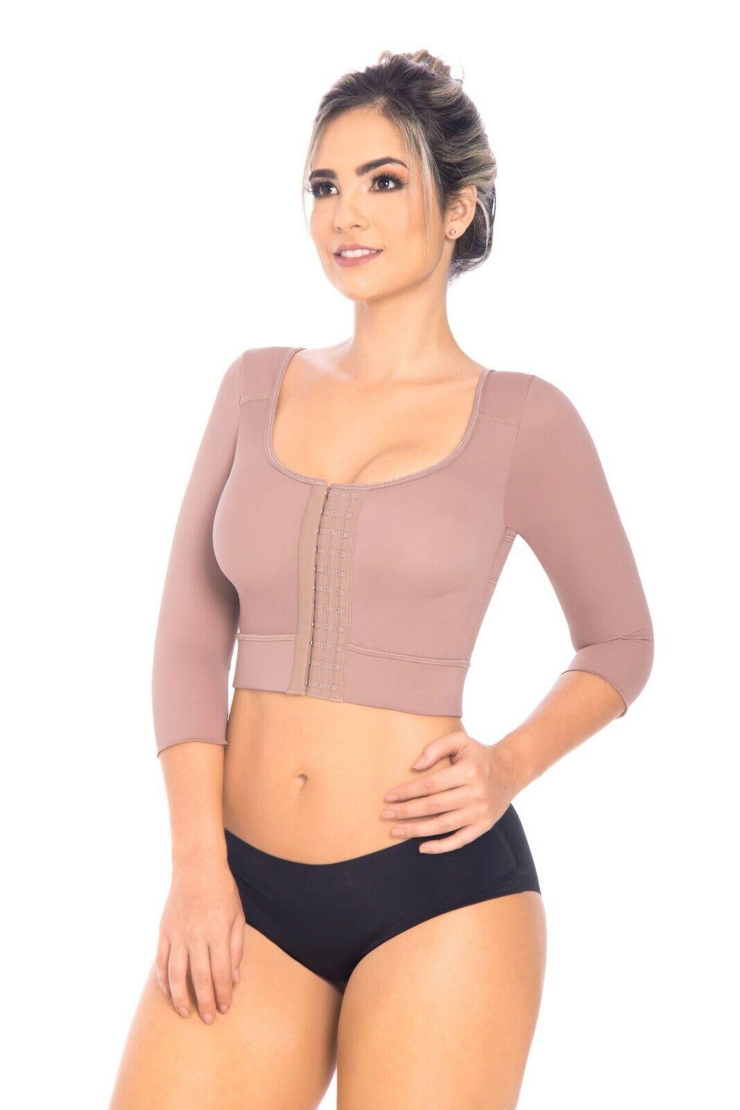 fajas post surgery compression and posture bra