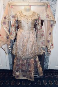 Beautiful Pakistani Bridal, Wedding, Party Suits
