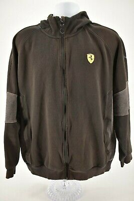 Men's Puma Scuderia Ferrari Jacket Thermal Windbreaker 2xl Jordan LeBron rare