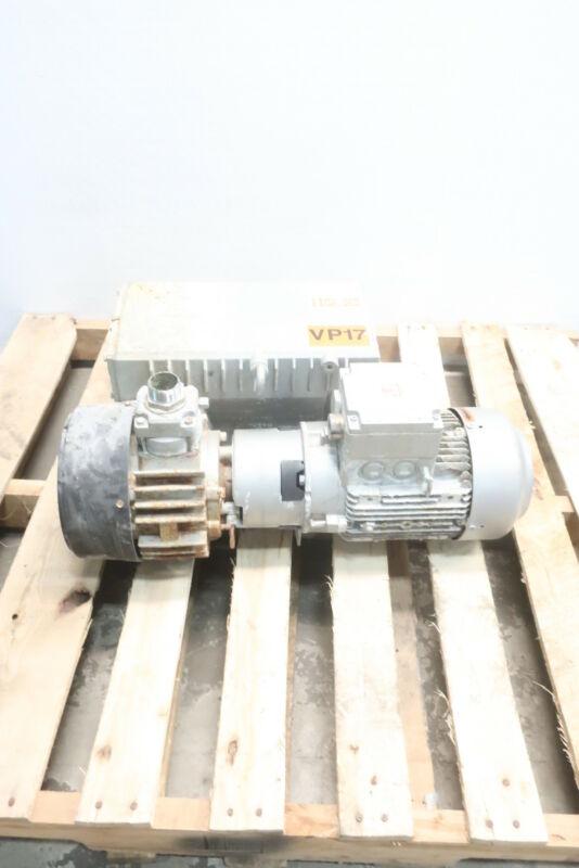 Busch RA0063F5R3 Vacuum Pump 2.2kw 230/460v-ac