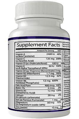 Constant Concentration Plus Supplement - Advanced IQ Brain Supplement - Mind ... 2