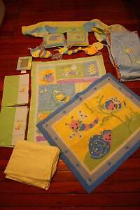 Cot Bedding Package Great Condition Includes Lamp and Mat Mayfield East Newcastle Area Preview