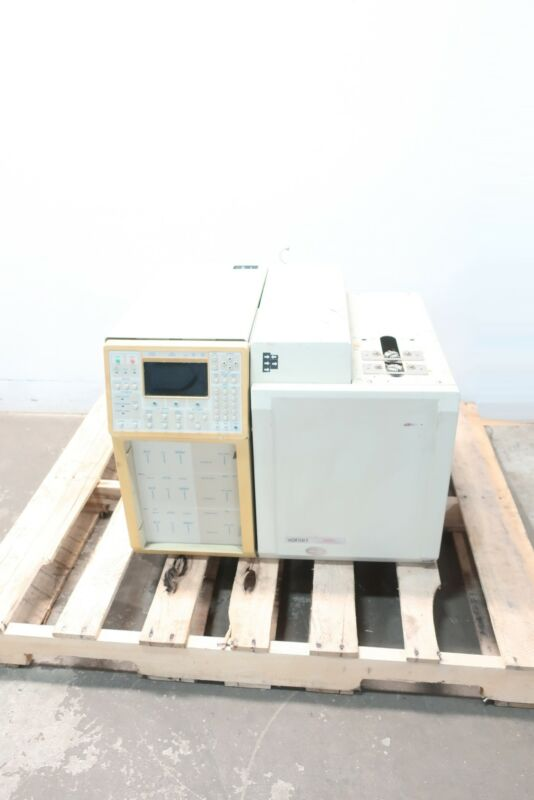 Varian 3800 Gas Chromatograph Analyzer 110v-ac