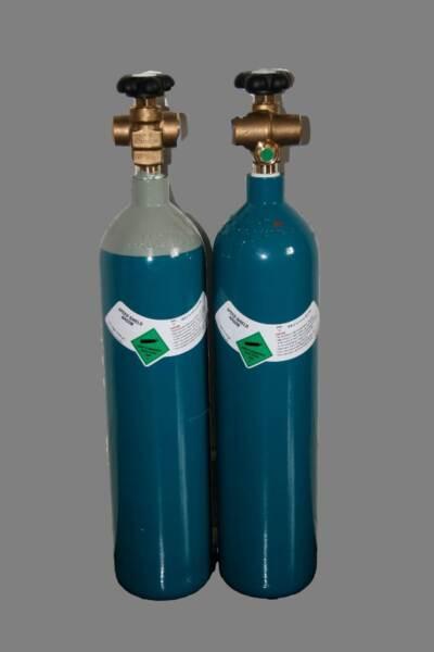 Helium Gas Bottle Welding Gas c Size Bottles