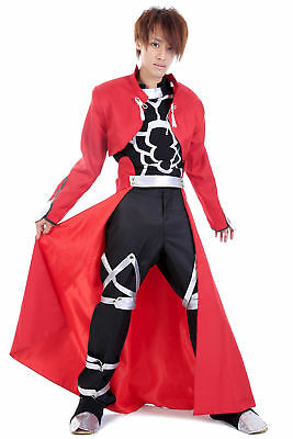 Fate/Stay Night Cosplay Costume Archer Outfit 1st Version - Fate Stay Night Archer Cosplay Kostüm