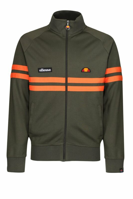Ellesse Track Top Trainingsjacke Rimini khaki//orange