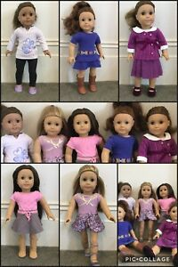 5X American Girl Dolls - Clothes - Full Set - Available Seprately