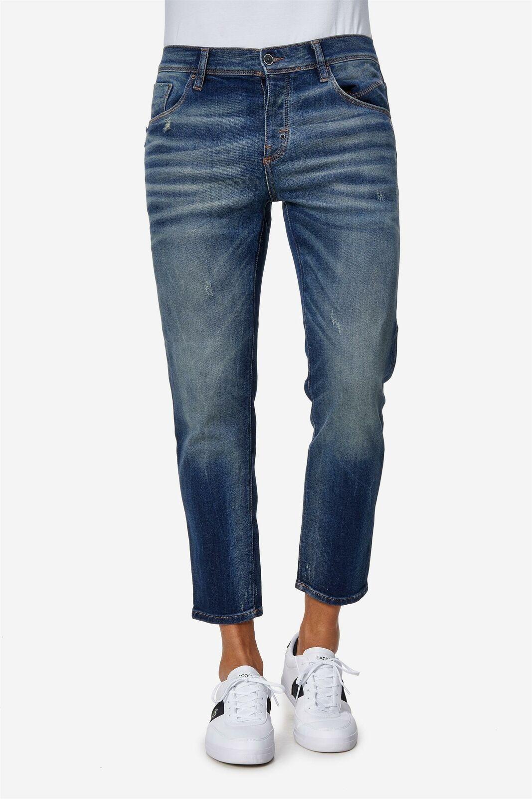 Antony Morato - Jeans Herren leger Destryed-Details blau NEU: 89 €