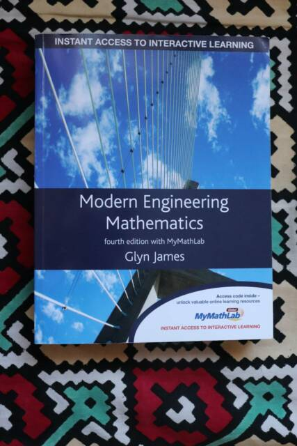 Modern Engineering Mathematics Glyn James Pdf