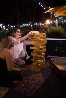 Giant Jenga Hire - Event / party Lawn games