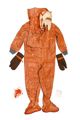 """RUSSIAN IMMERSION SUIT """"FOREL"""" OF US ASTRONAUT DANIEL TANI, FLOWN IN SPACE"""