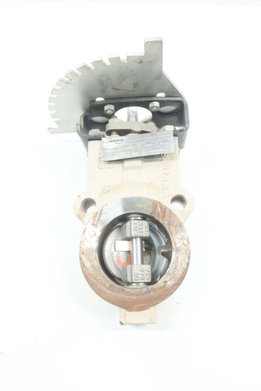 Flowserve 3W1811A1V0Z Steel Wafer Butterfly Valve 150 3in
