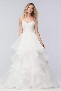 Brand new - never worn wedding dress