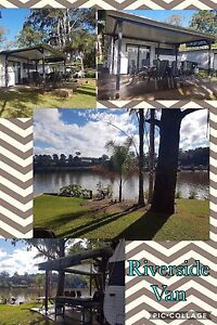 Onsite Caravans with River Views Ebenezer Hawkesbury Area Preview