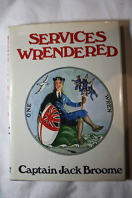 WW2 British Canadian WRENS Services Wrendered Reference Book