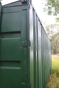Shipping Container Pomona Noosa Area Preview
