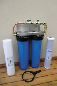 Whole House Water Filtration - Only $895 Installed