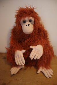 Large Orangutan Stuffy
