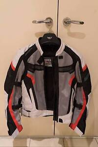 Dririder Ladies Air-Ride 4 Black/White/Red Jacket - 10 Meadowbank Ryde Area Preview