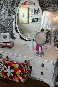 Shabby chic Dressing Table, a statement piece Tempe Marrickville Area Preview