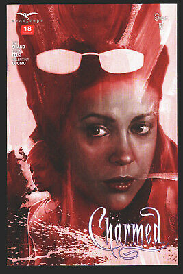 Charmed (Season 10 Comic Book Series) #18 Cover A