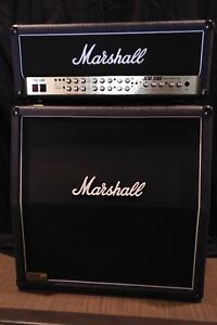 Marshall Stack! Great condition Marshall TSL100 with 1960 Cab.